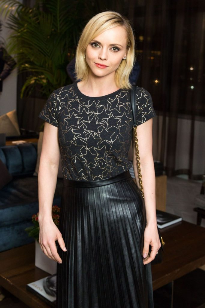 Christina Ricci Leggings Photos