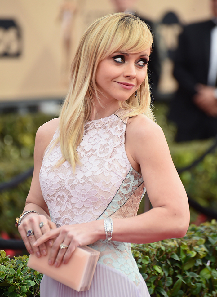 Christina Ricci No Makeup Photos