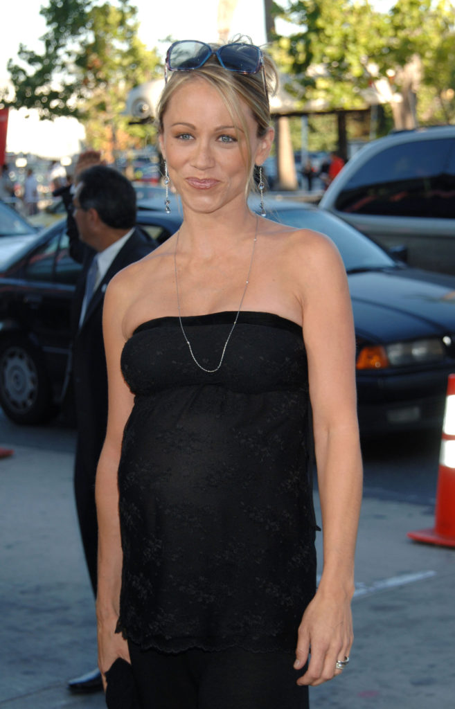 Christine Taylor Bathing Suit Wallpapers