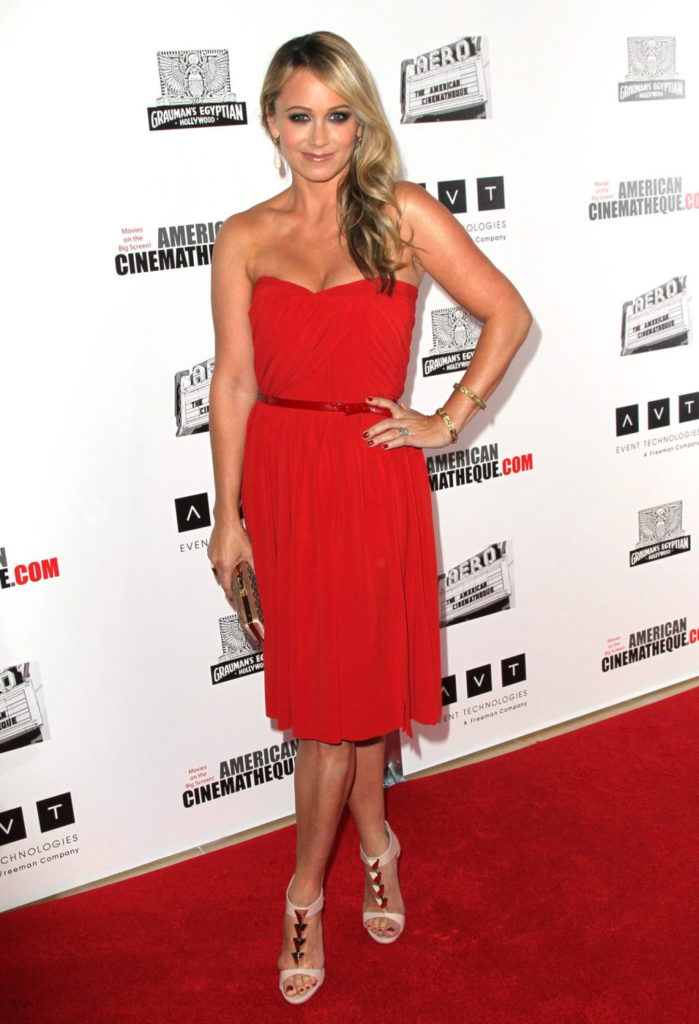 Christine Taylor Feet Pictures