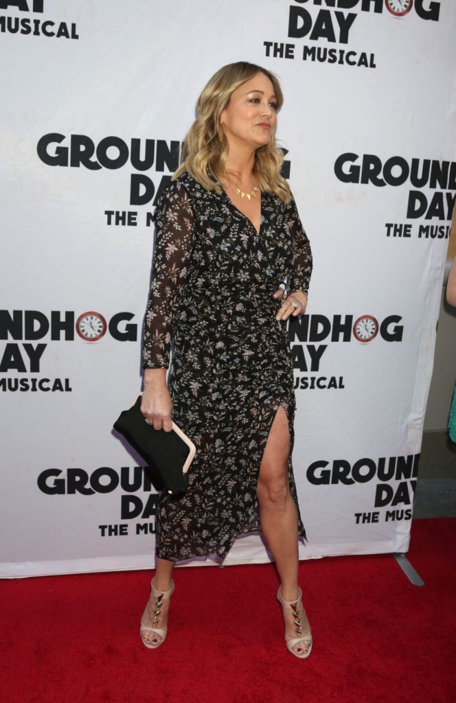 Christine Taylor Gown Pictures