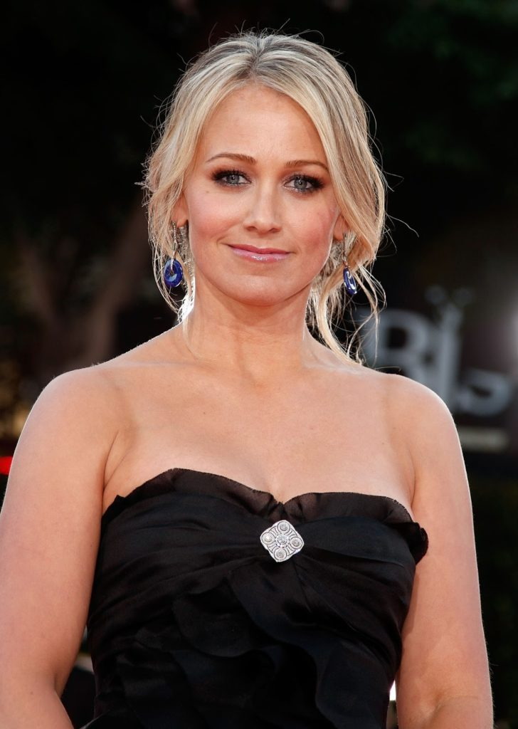 Christine Taylor Haircut Pictures