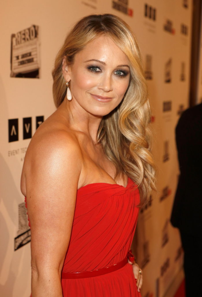 Christine Taylor Leaked Wallpapers