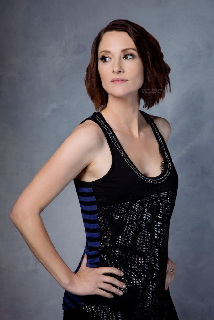 Chyler Leigh Bathing Suit Photos