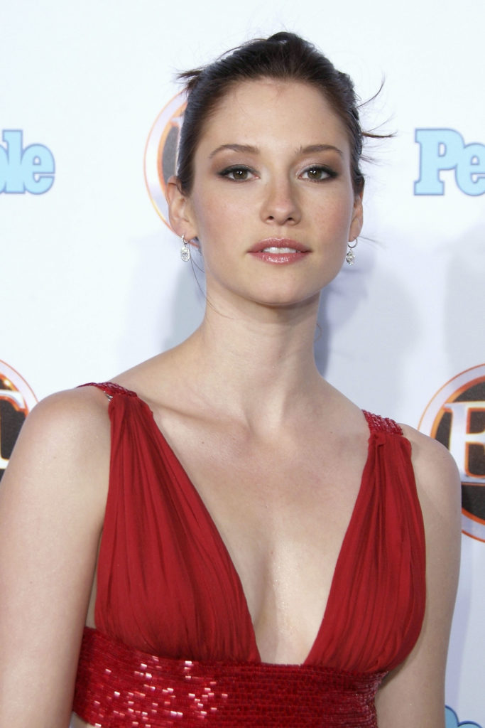 Chyler Leigh Braless Pictures