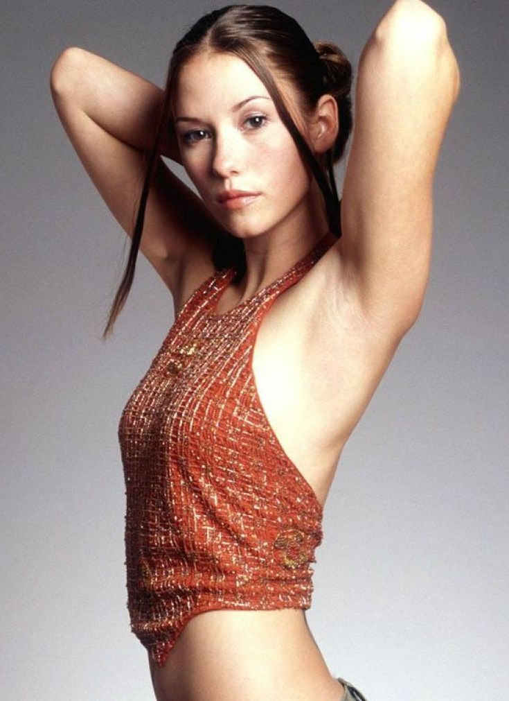 Chyler Leigh Leaked Photos