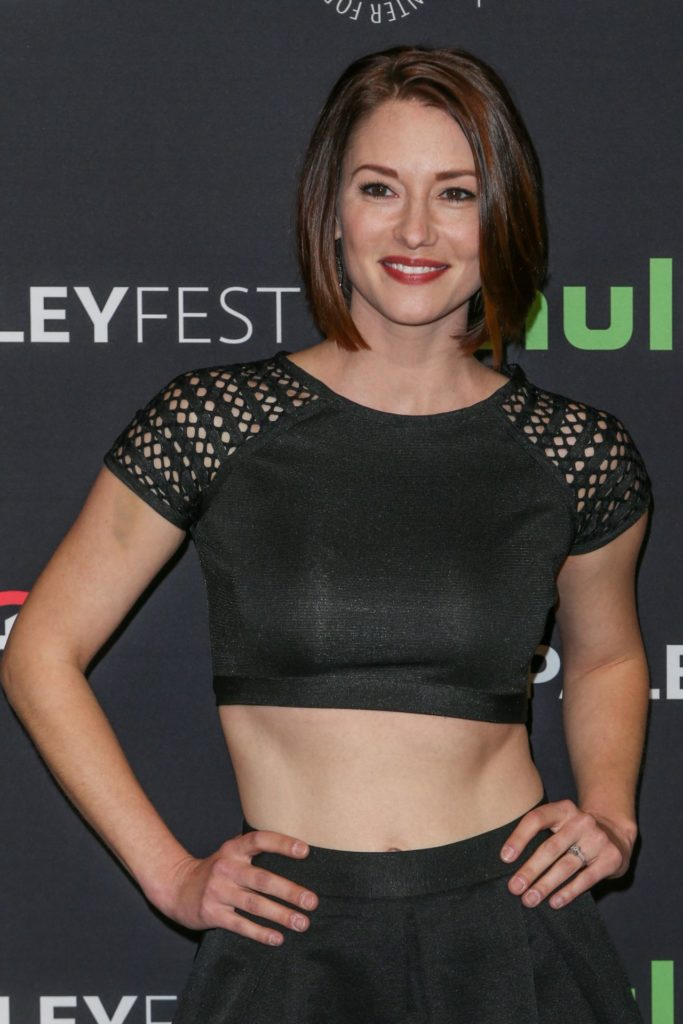 Chyler Leigh Muscles Pictures