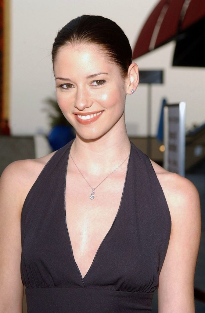 Chyler Leigh Smile Face Wallpapers