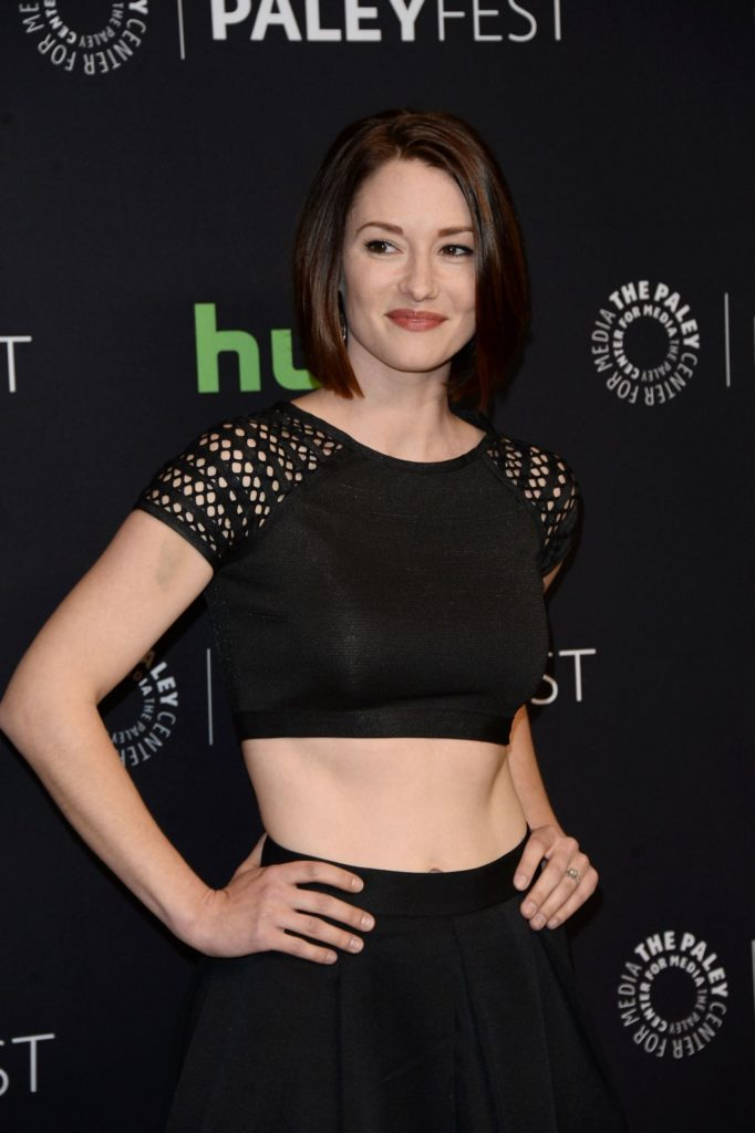 Chyler Leigh Swimsuit Images