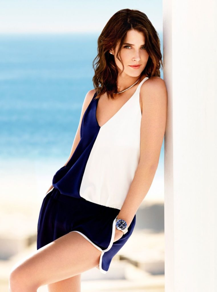 Cobie Smulders Muscles Pictures