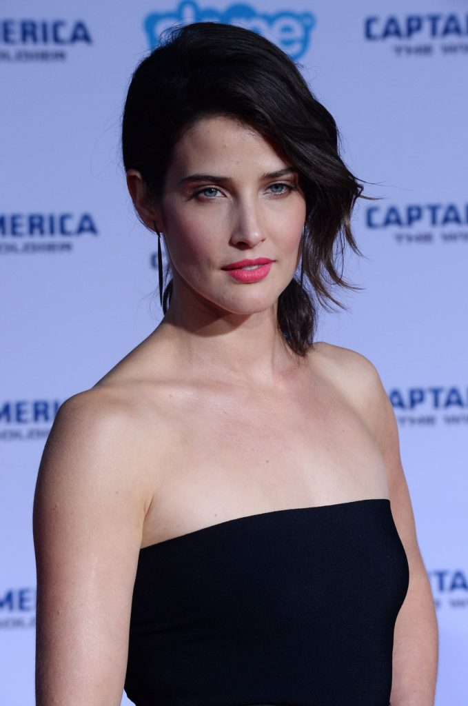 Cobie Smulders Smile Face Wallpapers