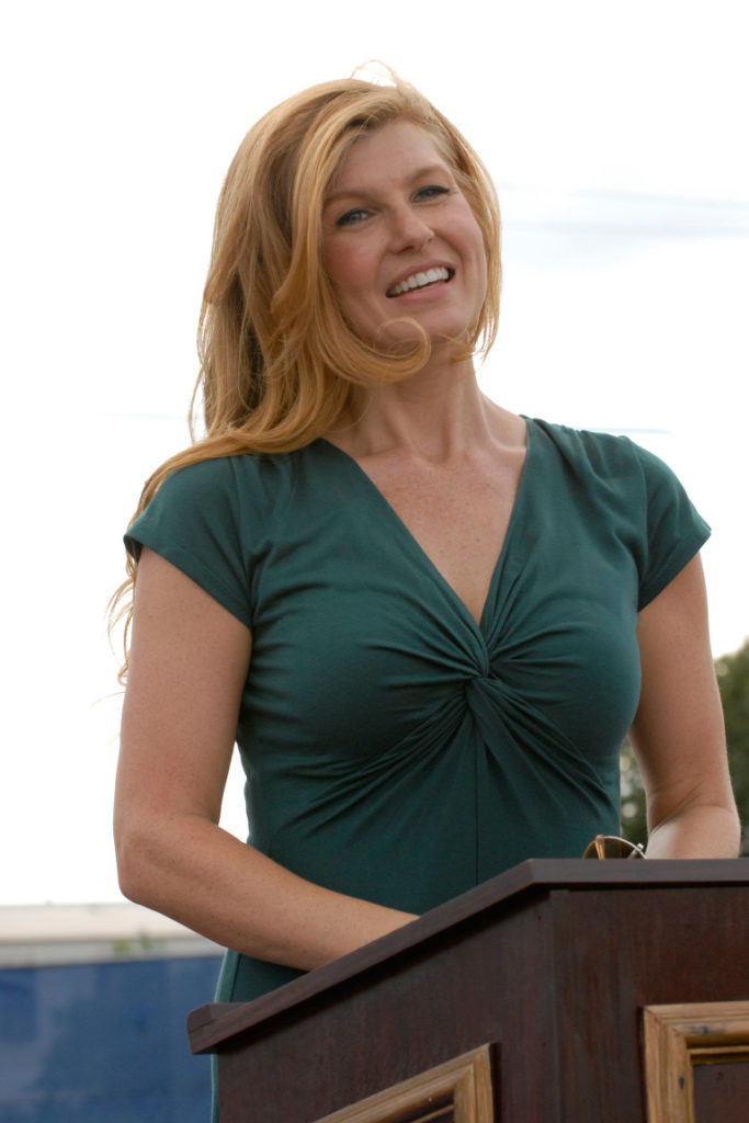 Connie Britton Oops Moment Wallpapers