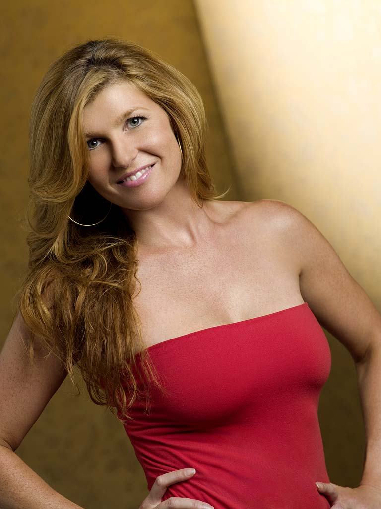 Connie Britton Smile Face Wallpapers