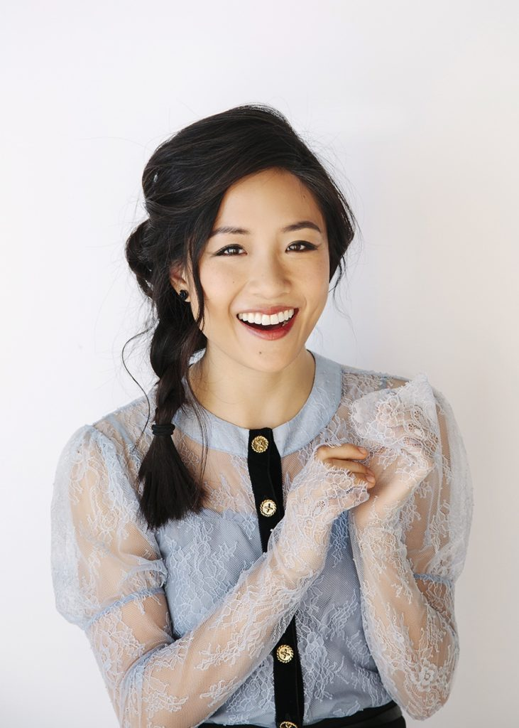 Constance Wu Bra Images