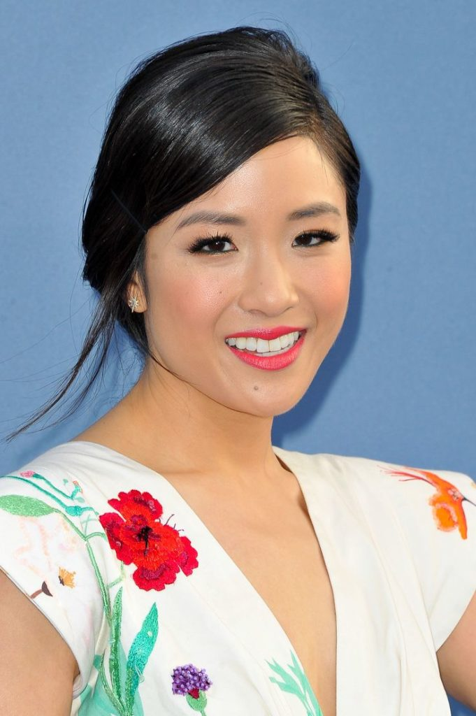Constance Wu Hair Style Pictures