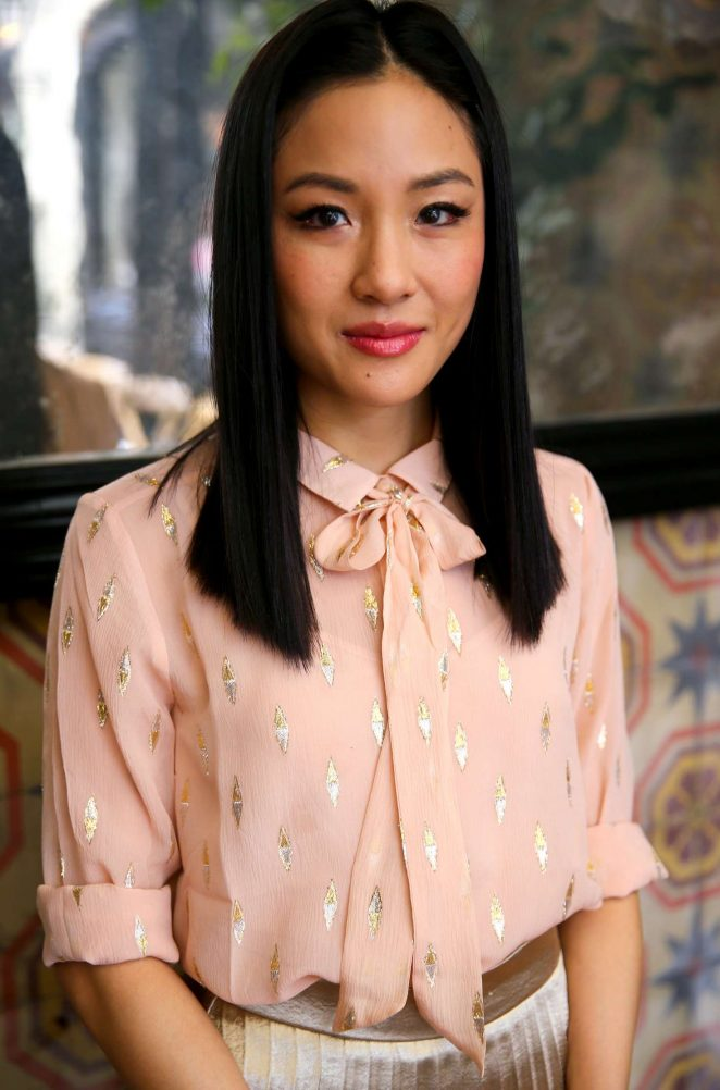 Constance Wu Haircut Wallpapers