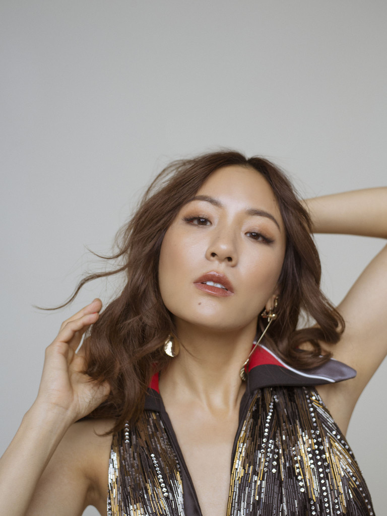 Constance Wu Swimsuit Wallpapers