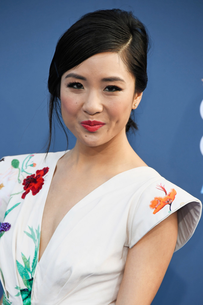 Constance Wu Topless Pictures