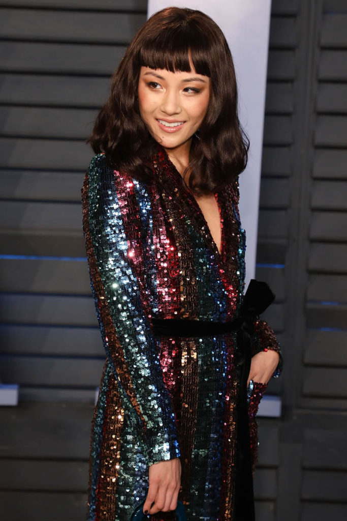 Constance Wu Undergarments Wallpapers