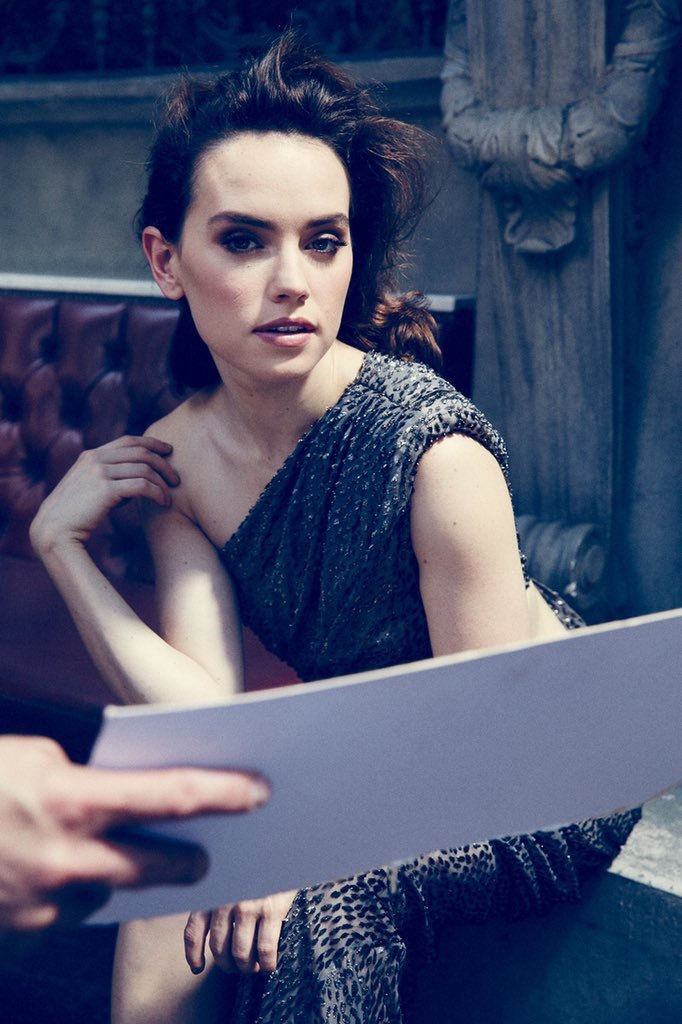 Daisy Ridley No Makeup Pictures