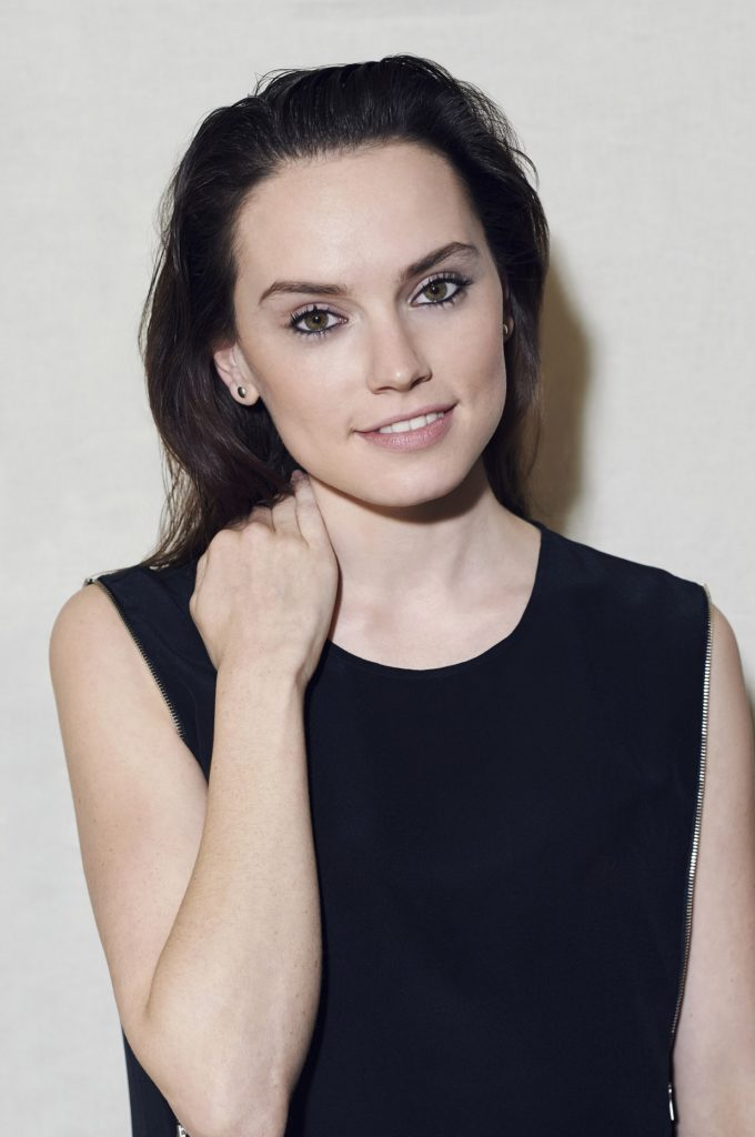 Daisy Ridley Workout Pictures