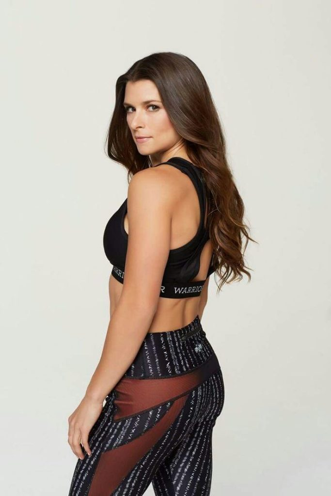 Danica Patrick Leggings Pictures