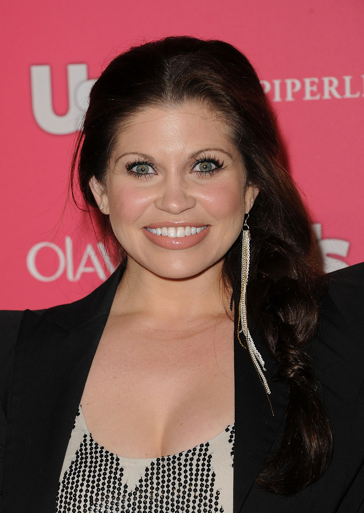 Danielle Fishel Oops Moment Photos