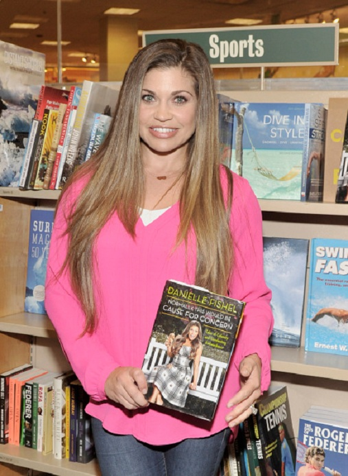Danielle Fishel Topless Images