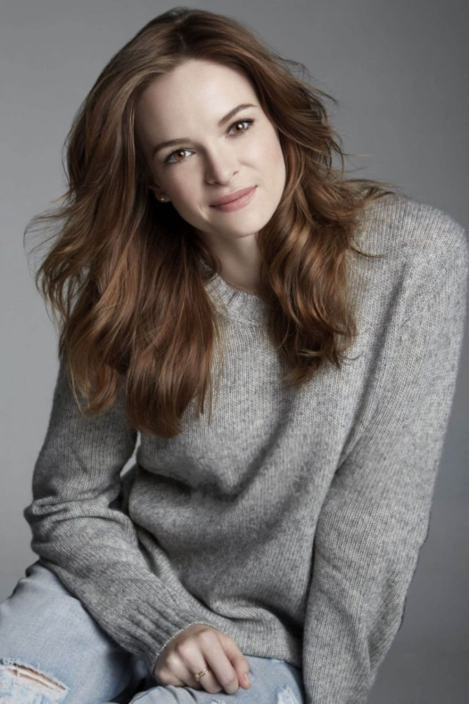 Danielle Panabaker Cleavage Pics
