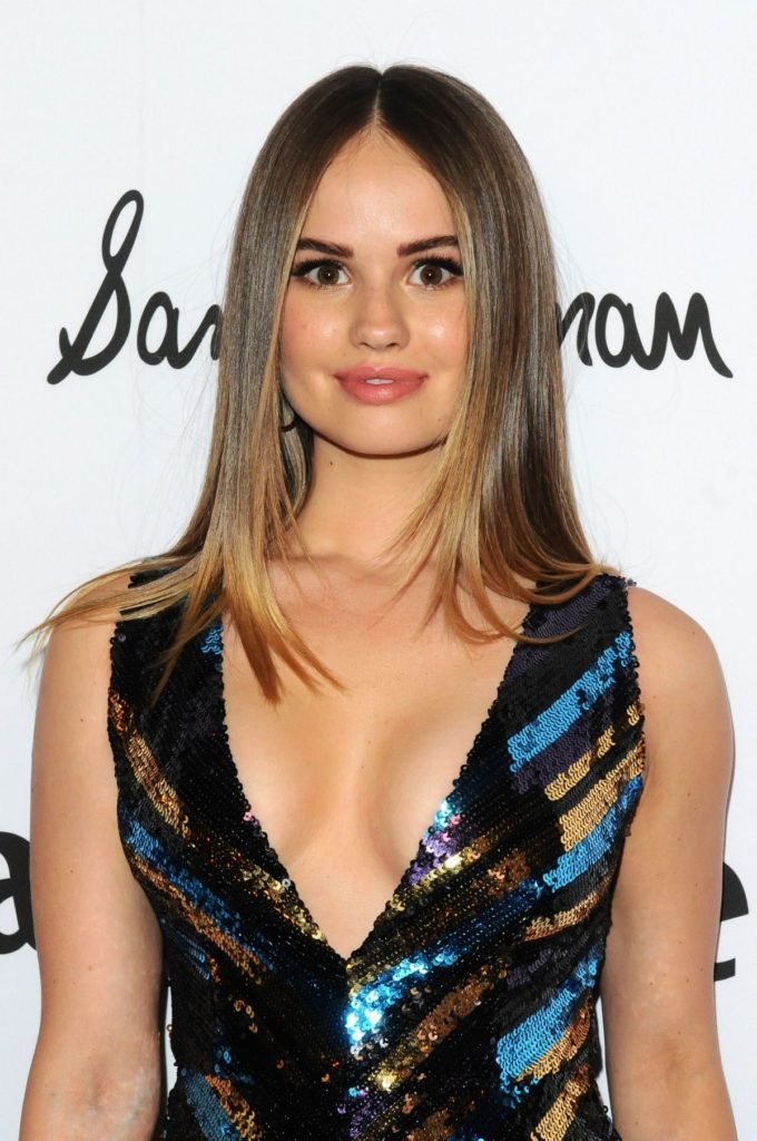 Debby Ryan Braless Images