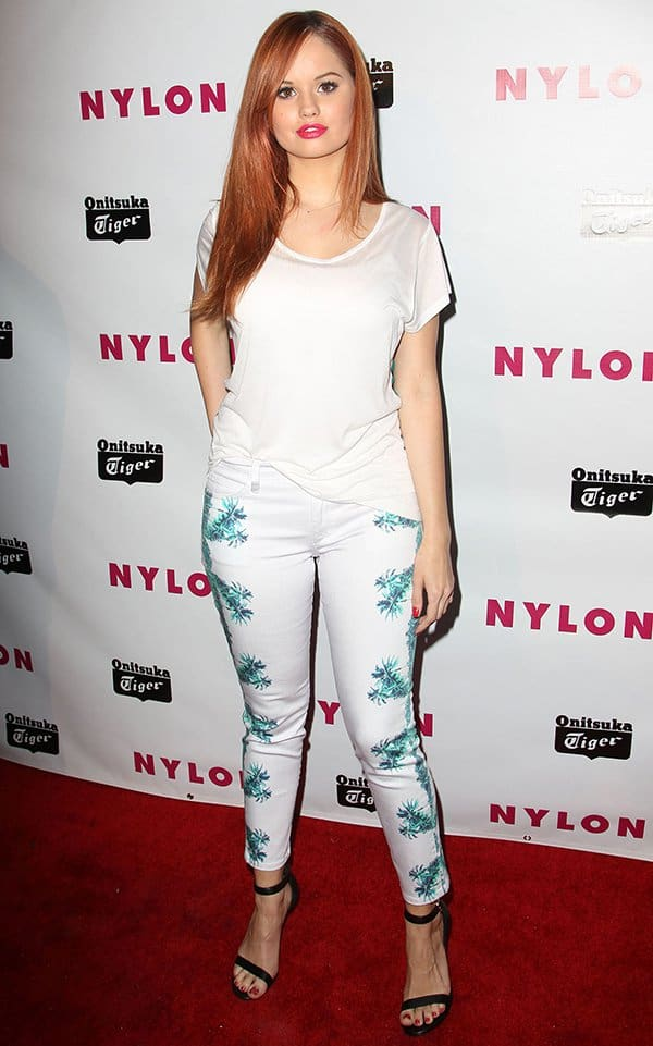 Debby Ryan Jeans Photos
