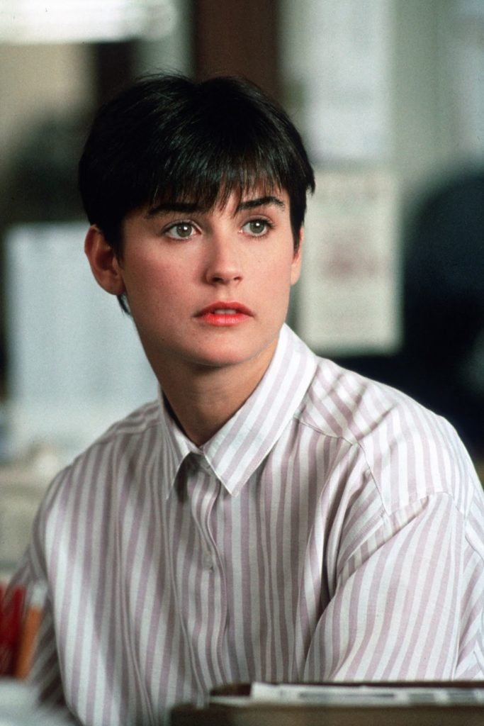 Demi Moore Jeans Wallpapers