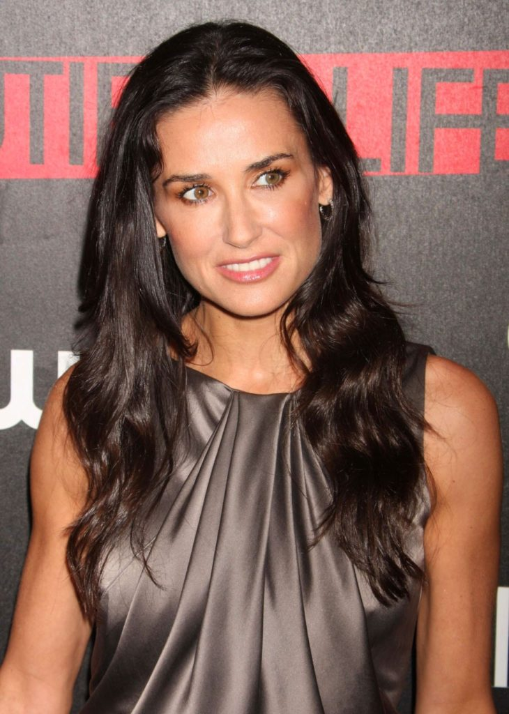 Demi Moore Oops Moment Images