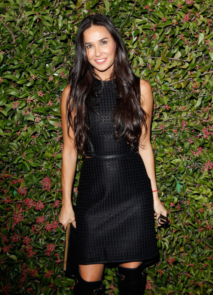 Demi Moore Shorts Wallpapers