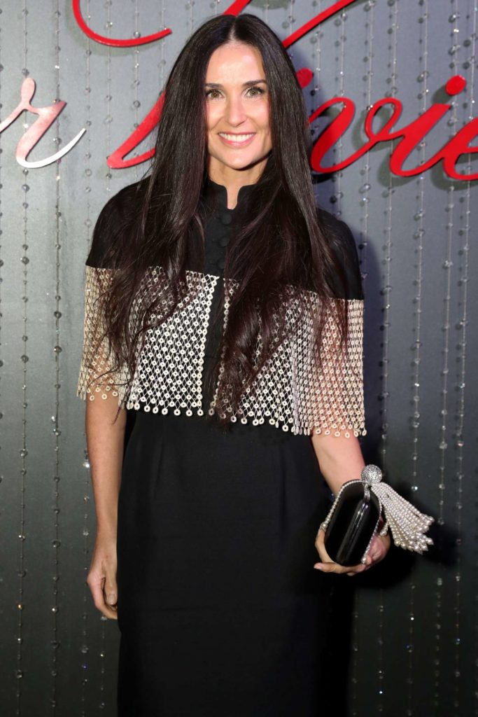 Demi Moore Workout Wallpapers