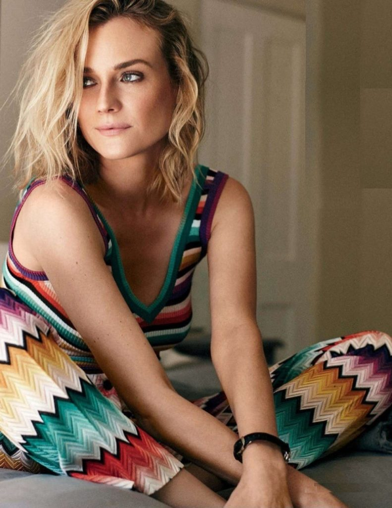Diane Kruger Bathing Suit Pictures