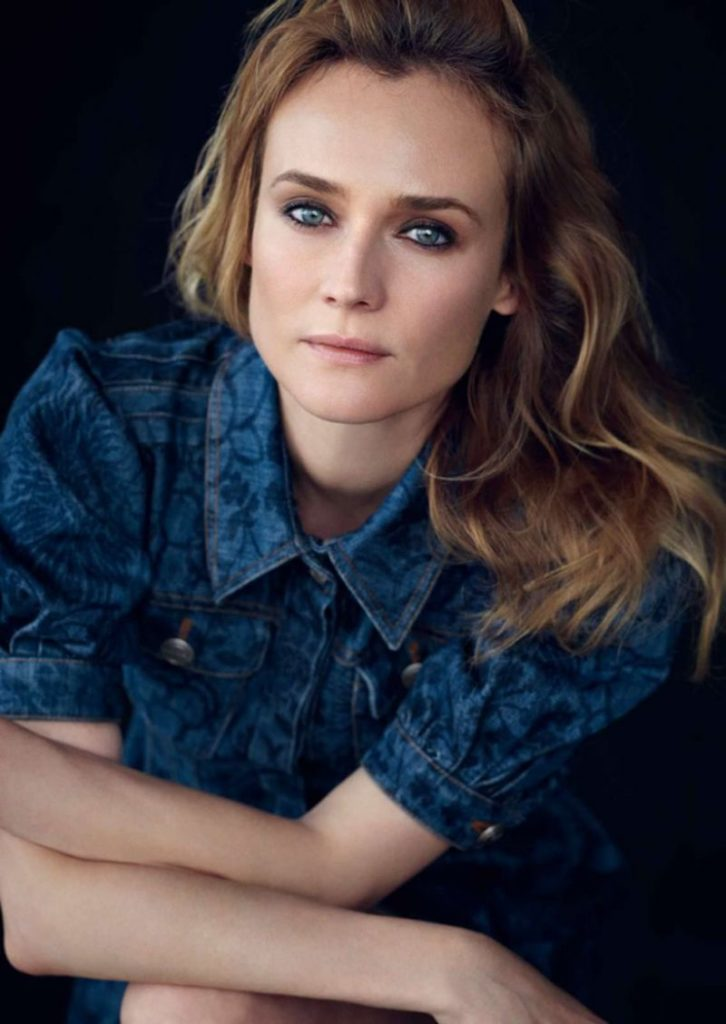 Diane Kruger Hair Style Images