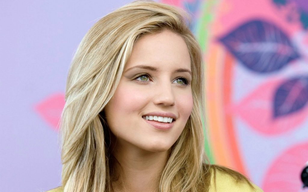Dianna Agron Beach Wallpapers