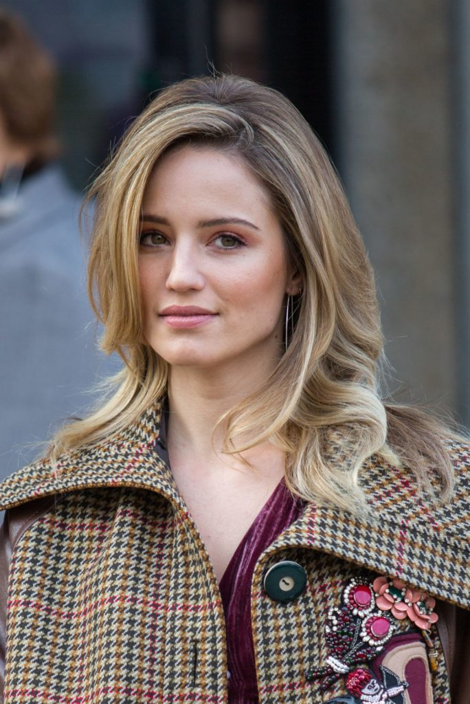 Dianna Agron Cleavage Images