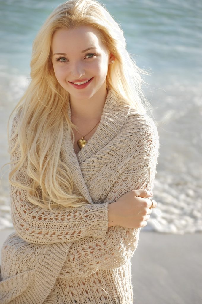 Dove Cameron Bathing Suit Images
