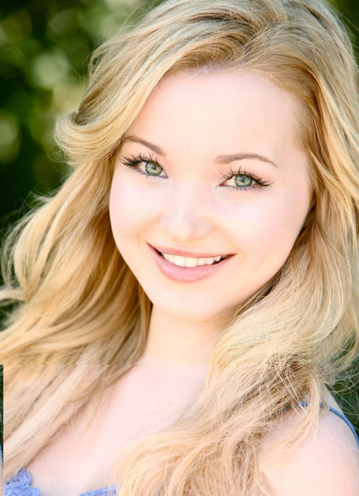Dove Cameron Makeup Images