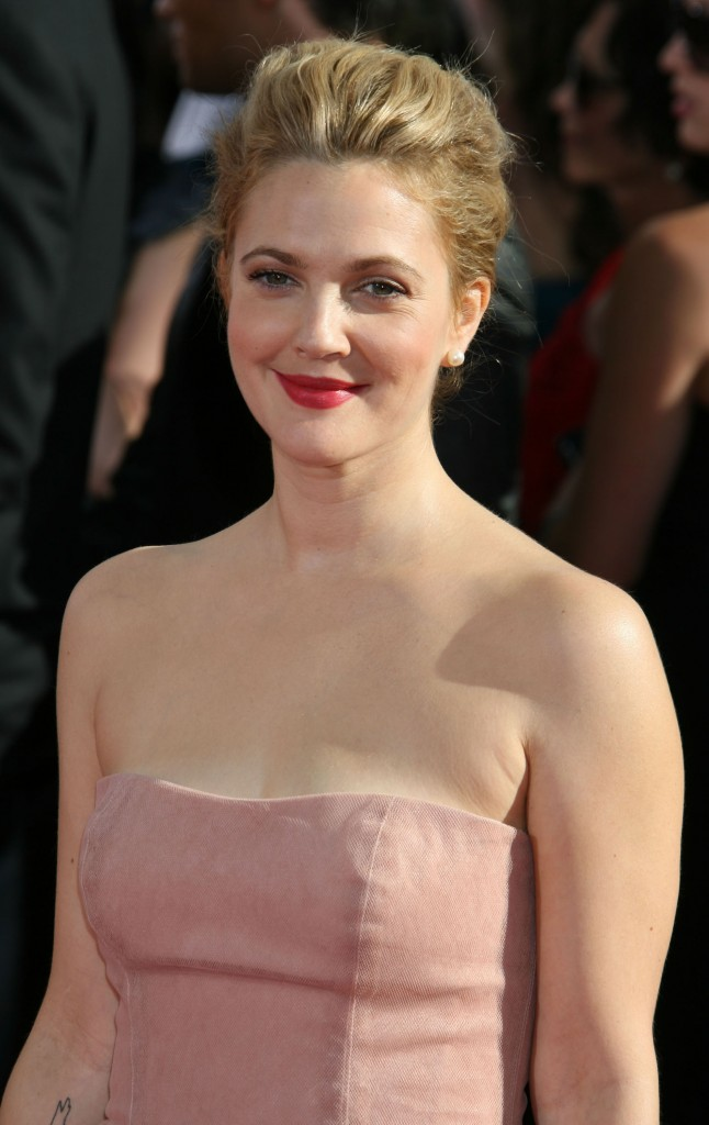 Drew Barrymore Workout Wallpapers