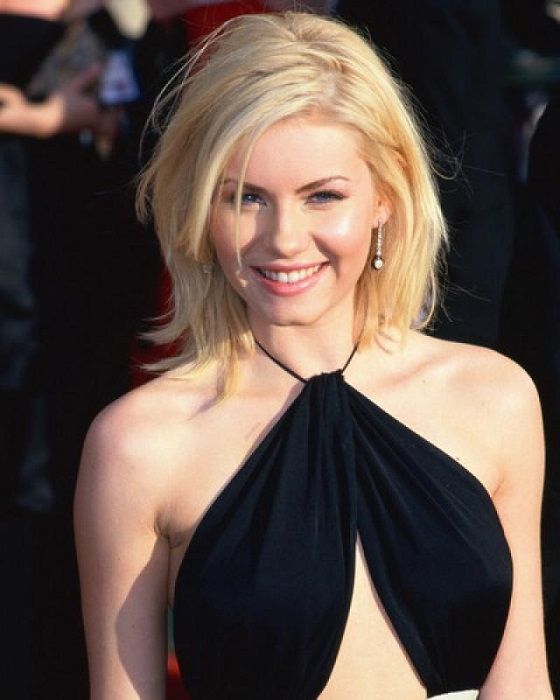 Elisha Cuthbert Muscles Pictures
