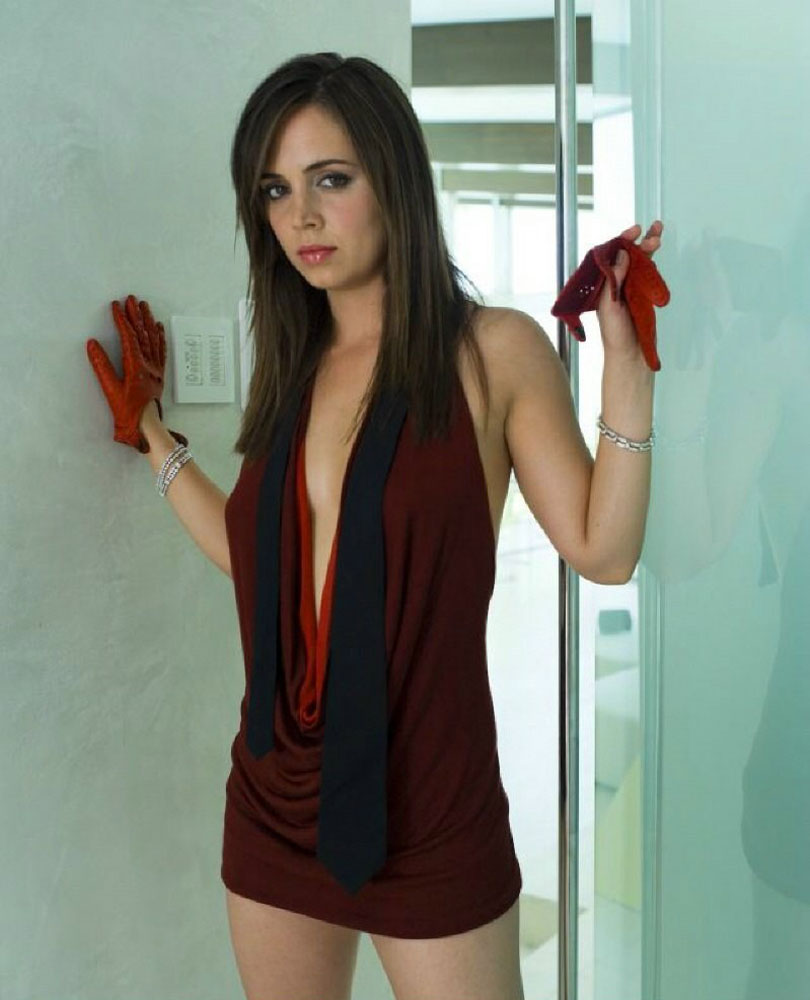Eliza Dushku Muscles Pictures
