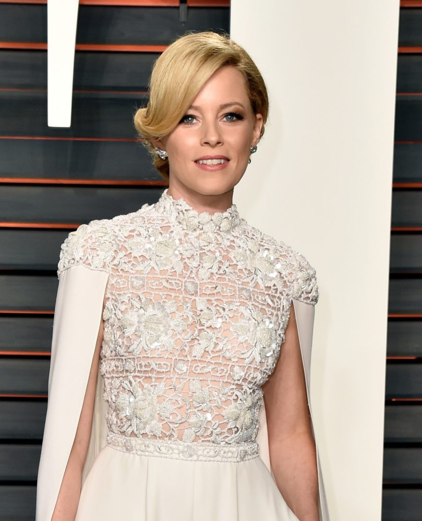 Elizabeth Banks Hair Style Pictures