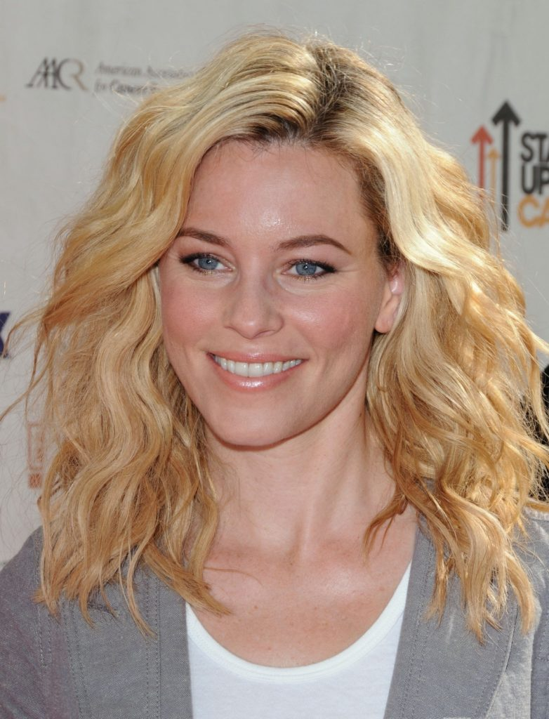 Elizabeth Banks Working Out Wallpapers