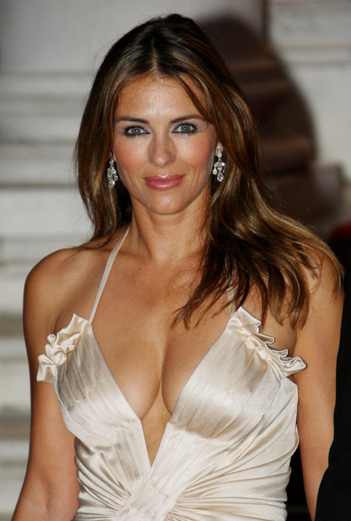 Elizabeth Hurley Oops Moment Pictures