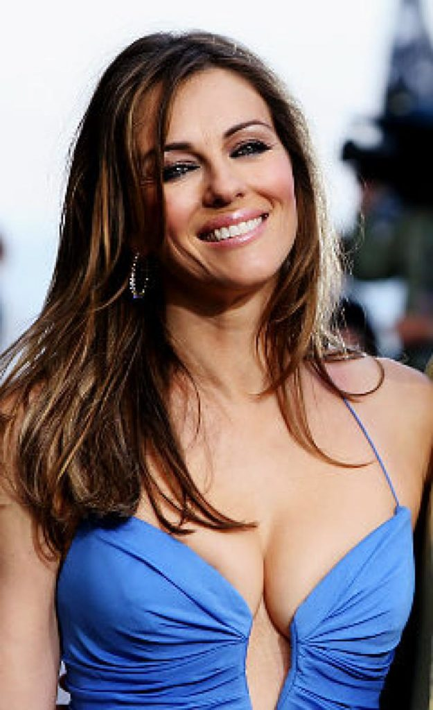 Elizabeth Hurley Without Makeup Pictures