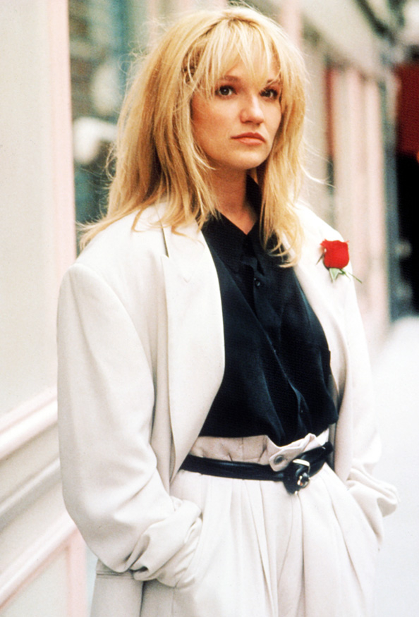 Ellen Barkin Long Hair Pictures