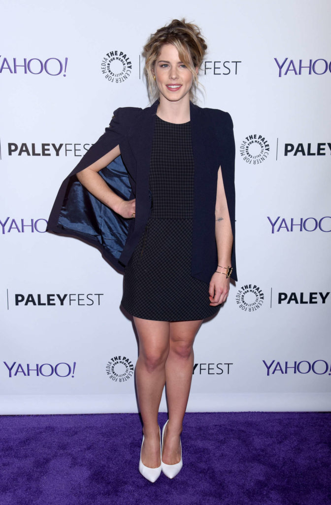 Emily Bett Rickards Event Photos